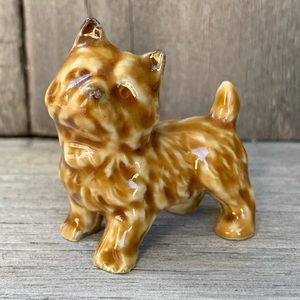 Vintage 1950-70s Wade Yorkshire Terrier Puppy